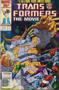 Transformers The Movie #3