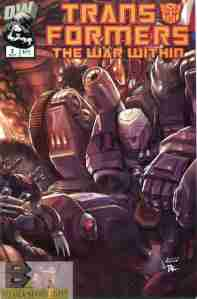 Transformers The War Within #2