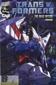Transformers The War Within Preview