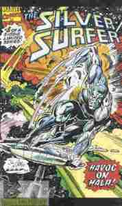 Drakes 2 Silver Surfer