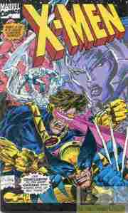 Drakes 2 X-Men
