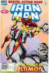 Marvel Action Hour Iron Man #3