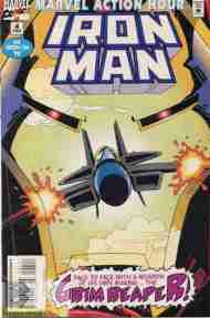 """""""Yesterday's"""" Comic> Marvel Action Hour: Iron Man#4"""