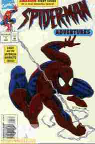 """Yesterday's"" Comic> Spider-Man Adventures #1"