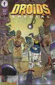 """Yesterday's"" Comic> Star Wars Droids Special (Dark Horse)"