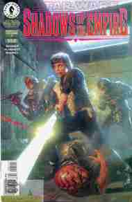 """Yesterday's"" Comic> Star Wars: Shadows Of The Empire #5"