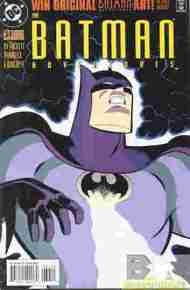 """Yesterday's"" Comic> The Batman Adventures #34"