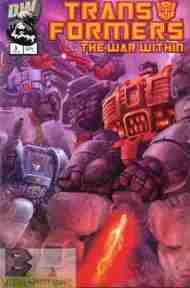 """Yesterday's"" Comic> Transformers: The War Within #5"