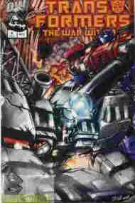 """Yesterday's"" Comic> Transformers: The War Within #6"