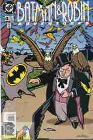 """Yesterday's"" Comic> Batman & Robin Adventures #4"