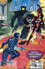 """""""Yesterday's"""" Comic> Darkhawk#16"""