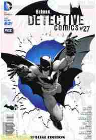 """Yesterday's"" Comic> Detective Comics #27 Special Edition"