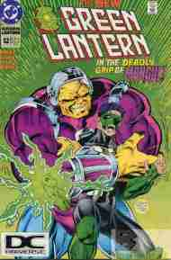 """Yesterday's"" Comic> Green Lantern #52"