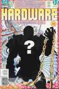 """""""Yesterday's"""" Comic> Hardware#16"""
