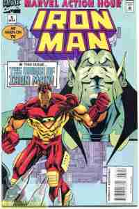 Marvel Action Hour Iron Man #5