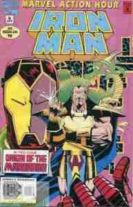 Marvel Action Hour Iron Man #6