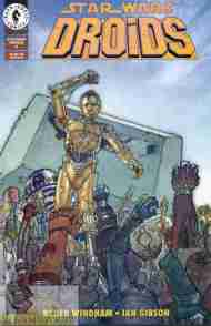 """Yesterday's"" Comics> Star Wars: Droids V2 #3"