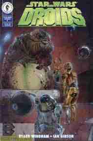 """""""Yesterday's"""" Comic> Star Wars: Droids Vol. 2#4"""