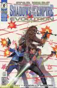 """""""Yesterday's"""" Comic> Star Wars: Shadows Of The Empire – Evolution#3"""