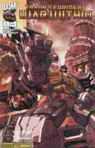"""Yesterday's"" Comic> Transformers: The War Within – The Dark Ages #1"