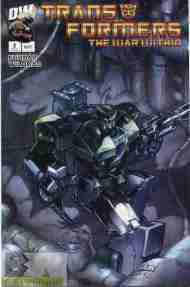 """""""Yesterday's"""" Comic> Transformers: The War Within – The Dark Ages#2"""