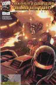 """Yesterday's"" Comic> Transformers: The War Within – The Dark Ages #3"