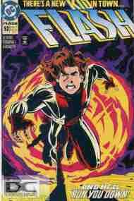 """Yesterday's"" Comic> Flash#92"