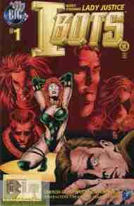 """Yesterday's"" Comic> Isaac Asimov's I-Bots Vol. 2#1"