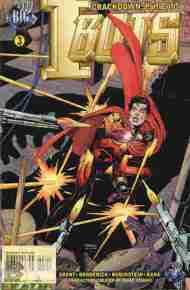 """Yesterday's"" Comic> Isaac Asimov's I-Bots Vol. 2#3"