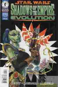 Star Wars Shadows Of The Empire - Evolution #4