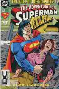 Lois Lane Isn't the Source Of Superman's Sanity