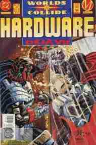 """""""Yesterday's"""" Comic> Hardware#17"""