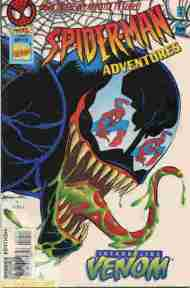 """Yesterday's"" Comic> Spider-Man Adventures #10"