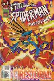 """Yesterday's"" Comic> Spider-Man Adventures #12"
