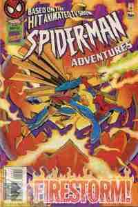 Spider-Man Adventures #12