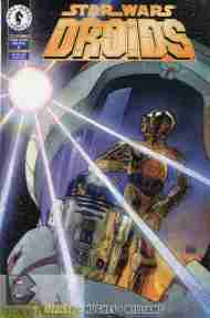 """""""Yesterday's"""" Comic> Star Wars: Droids Vol. 2#8"""