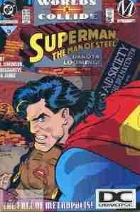 Superman The Man Of Steel #35