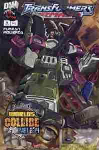 Transformers Armada #15
