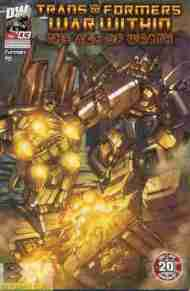 """""""Yesterday's"""" Comic> Transformers: War Within – The Age OfWrath"""