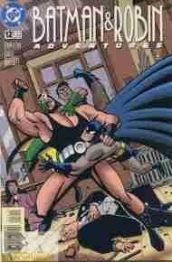 """Yesterday's"" Comic> Batman & Robin Adventures#12"