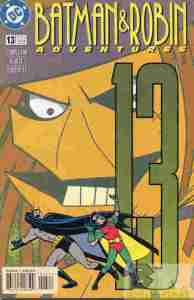 Batman & Robin Adventures #13