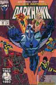 """""""Yesterday's"""" Comic> Darkhawk#26"""