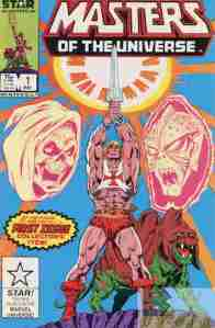 Masters Of The Universe #1 (Star)