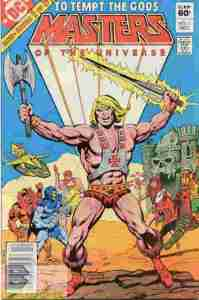 Masters Of The Universe (DC 80s) #1