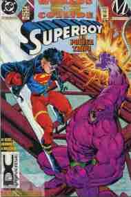 """Yesterday's"" Comic> Superboy#6"