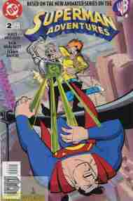 """Yesterday's"" Comic> Superman Adventures #2"