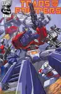Transformers Generation One #1