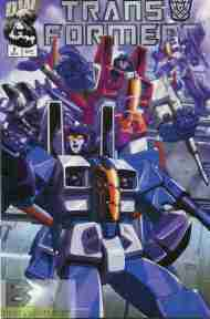 """Yesterday's"" Comic> Transformers: Generation One #2"