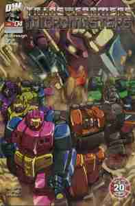 Transformers Micromasters #4