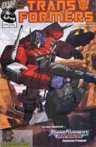 """""""Yesterday's"""" Comic> TransformersPreview"""